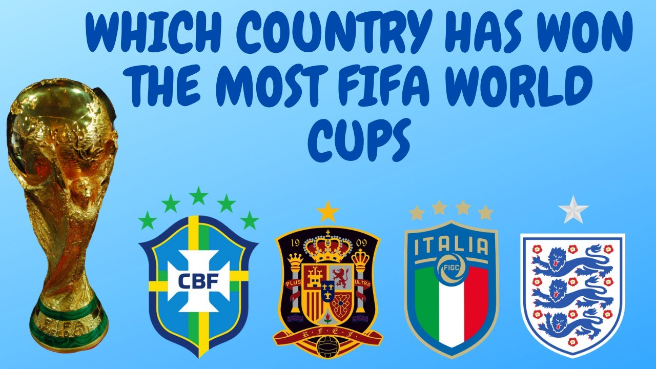 WHO HAS WON MOST FIFA WORLD CUPS???|SOCCER TIME|OH MY GENERAL KNOWLEDGE