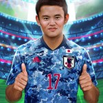The    When you've been known as 'the Japanese Messi' and 'Captain Tsubasa', peo...