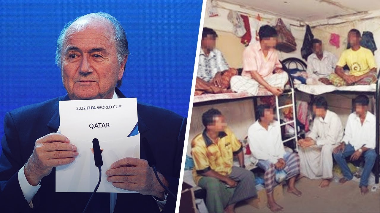 7 reasons why the World Cup in Qatar is a disgrace | Oh My Goal