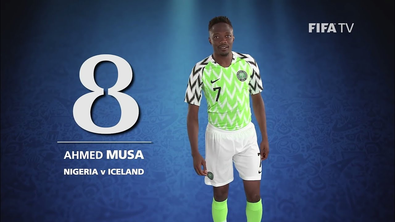 Best Goal From Ahmed Musa WorldCup 2018 #FIFA #BESTGOALS #SPORTS #FIFAWORLDCUP #MYGAME