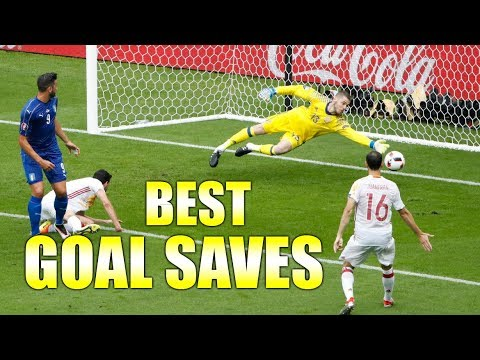 Best Goal saves in Fifa World Cup | Super Goal Stops in Soccer