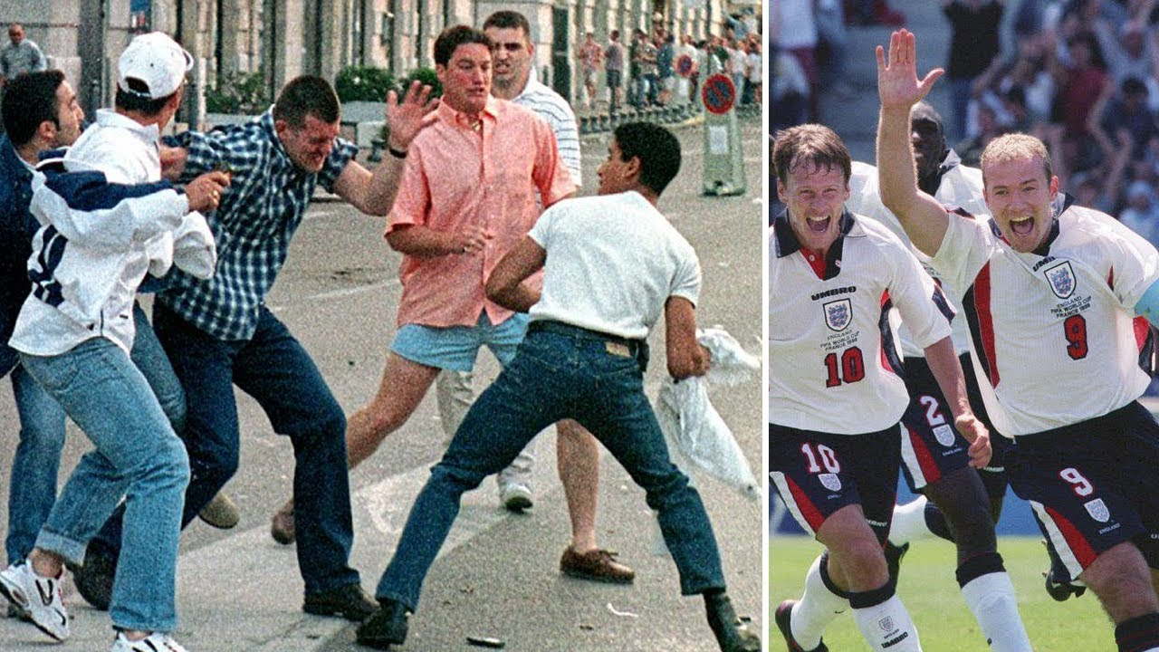 Chaos at the World Cup: When England faced Tunisia - Oh My Goal