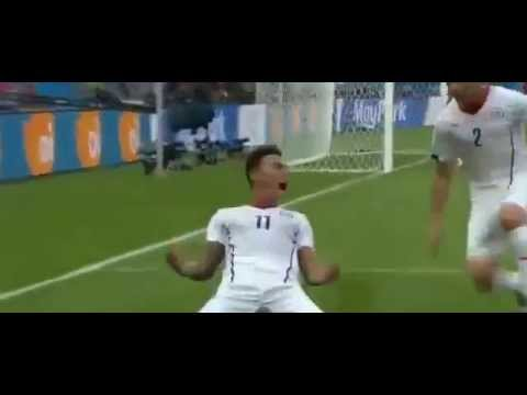 Eduardo Vargas Goal ~ Spain vs Chile 0-1 ~ Fifa World Cup