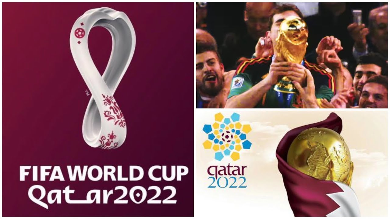 FIFA WORLD CUP 2022 | QATAR EMBLEM/LOGO REVEALED | Compilation of Qatar Achievements |Qatar 2022