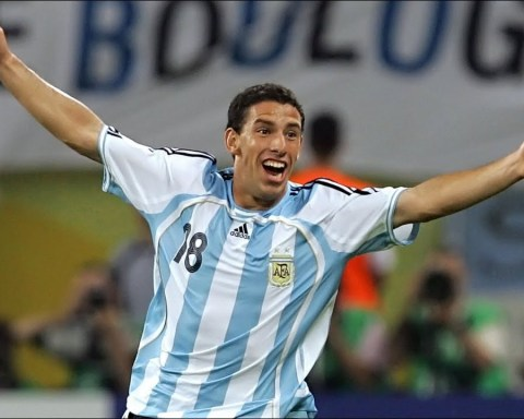 FIFA World Cup GREAT GOALS - MAXI RODRÍGUEZ ?? wonder goal! - Argentina v Mexico (Germany 2006)