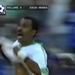 Fuad Anwar Amin Goal - World Cup 1994 - Group F | Netherlands - Saudi Arabia 2:1 | 19'