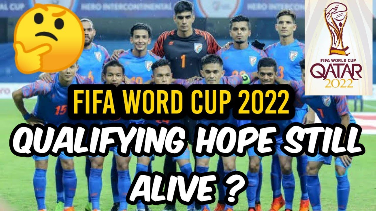 Indian Football Team in FIFA World Cup 2022 Qatar