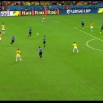 JAMES Rodriguez Amazing Puskas Winning Goal vs Uraguay | World Cup 2014