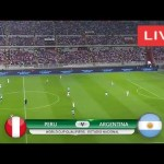 ?LIVE NOW || Link Streaming Peru vs Argentina, Qualified World Cup 2022