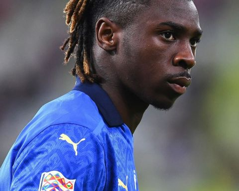 Would Moise Kean be in your Italy starting XI...