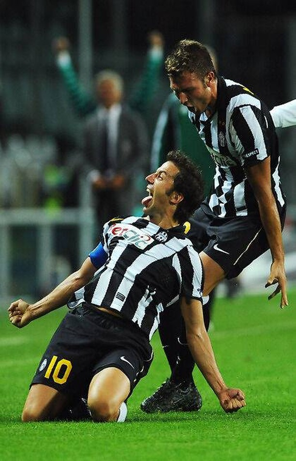 What does Del Piero mean to you?...