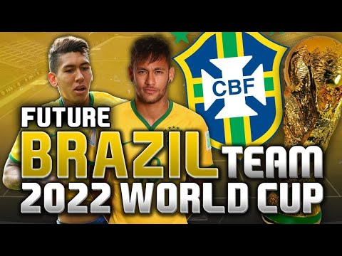 Brazil  New  Sqad World Cup 2022, New And Young Player