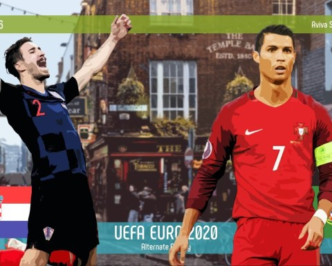 Croatia v Portugal | Round of 16 | UEFA EURO 2020 | Alternate Reality