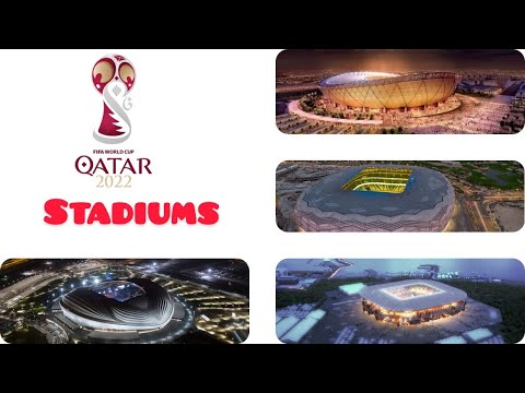 FIFA World Cup 2022 All Host Venues Qatar | Qatar Football Stadiums With Complete Detail |