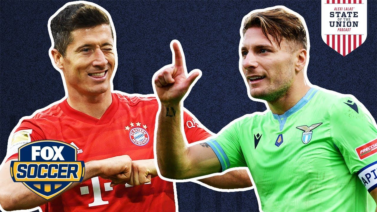 Is Bayern vs. Lazio the biggest mismatch in the UEFA Champions League round of 16 draw? | FOX SOCCER