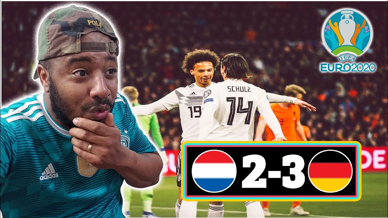 Netherlands 2-3 Germany | What A F××king Thriller | UEFA Euro 2020 Qualifiers