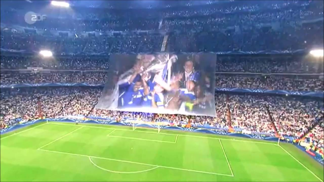 UEFA Champions League 2013 Intro - PlayStation GER
