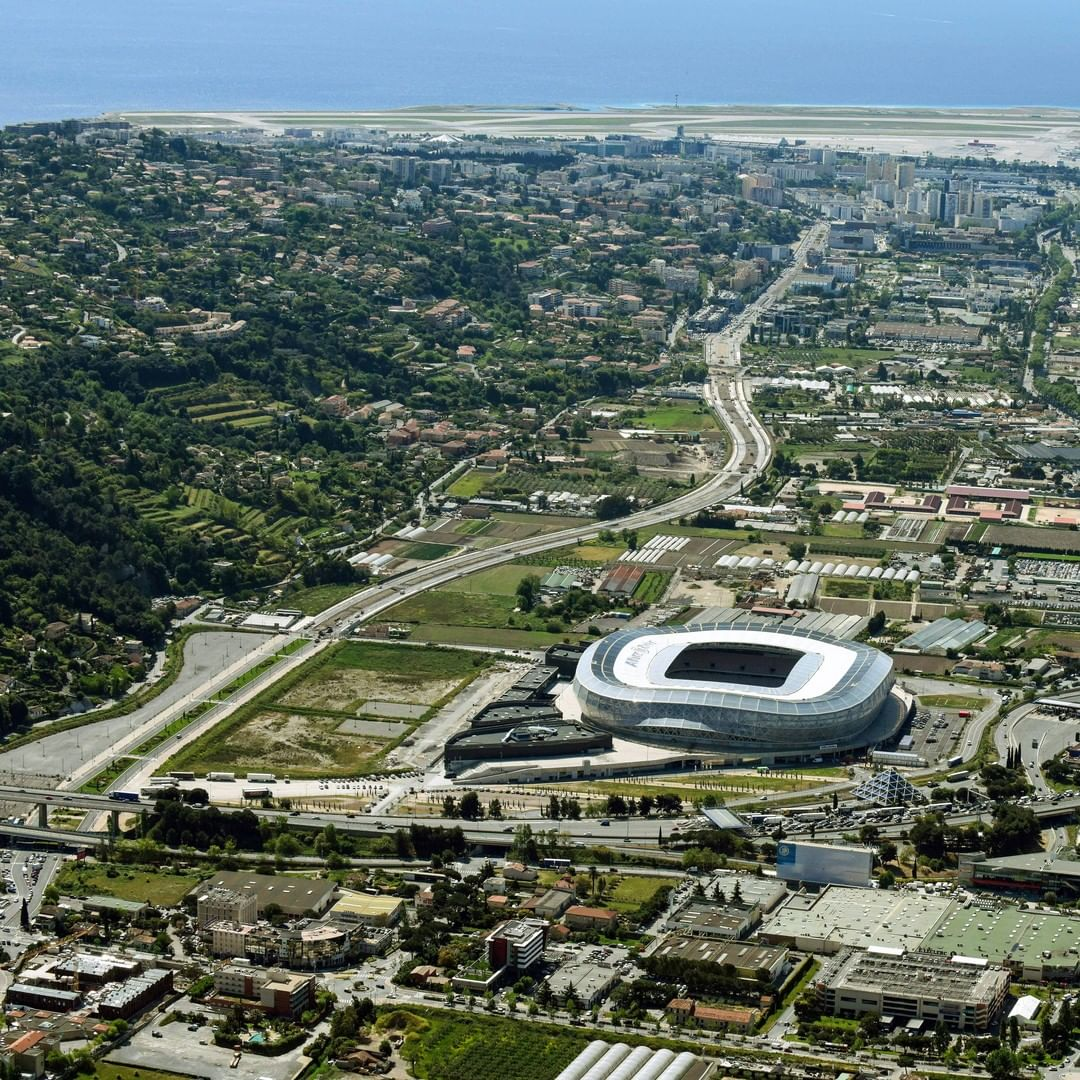 Name the former EURO host city!...