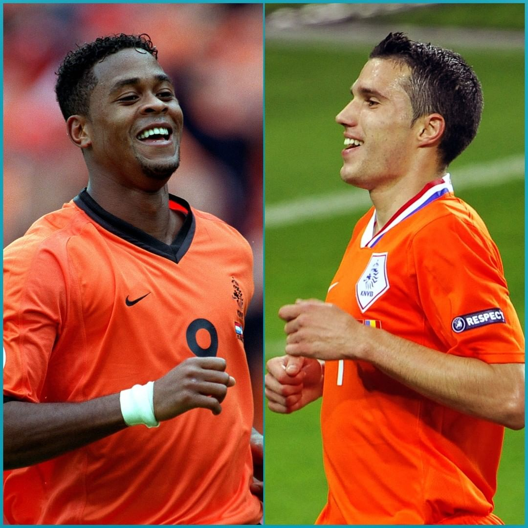 Who would you pick; Patrick Kluivert OR Robin van Persie...