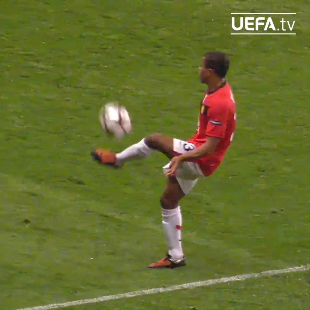 Patrice Evra = baller! Best move here?     ...