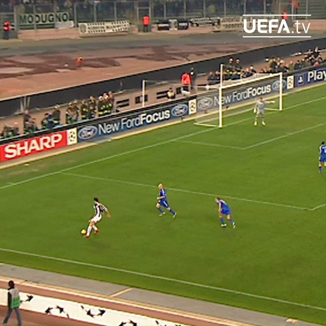 Zlatan in beast mode for Juve!    ...