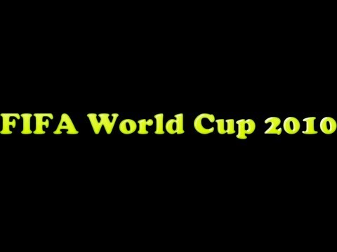 FIFA World Cup 2010 Kaka Long Range Goal