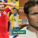 Frank Lampard on the goal that NEVER was | ITV Sport Archive
