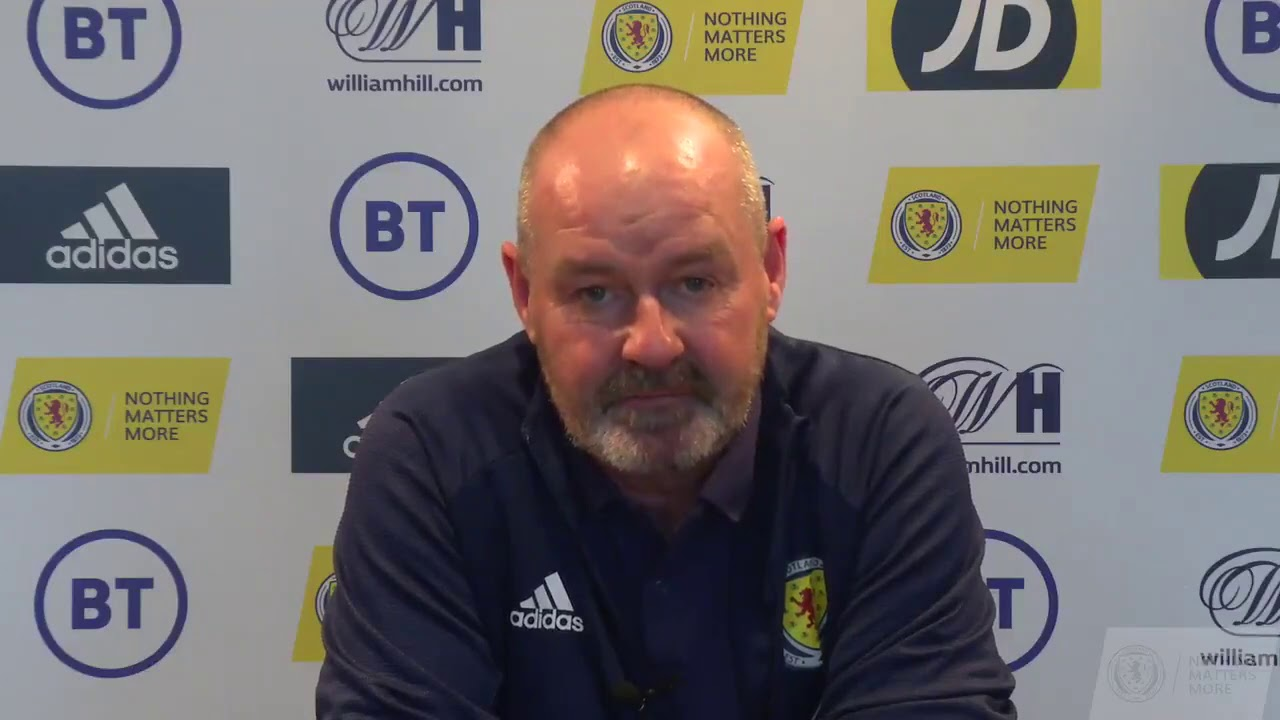 Steve Clarke's Thank You Message To Scotland Fans | UEFA EURO 2020 Qualification