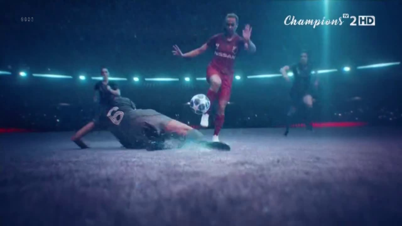 UEFA Champions League 2020 Outro - PlayStation & Nissan ??
