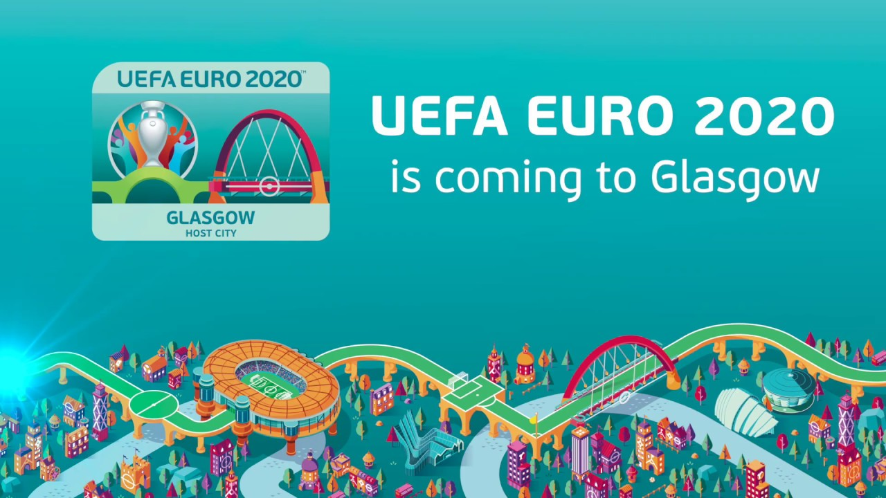 UEFA EURO 2020 is coming to Glasgow!