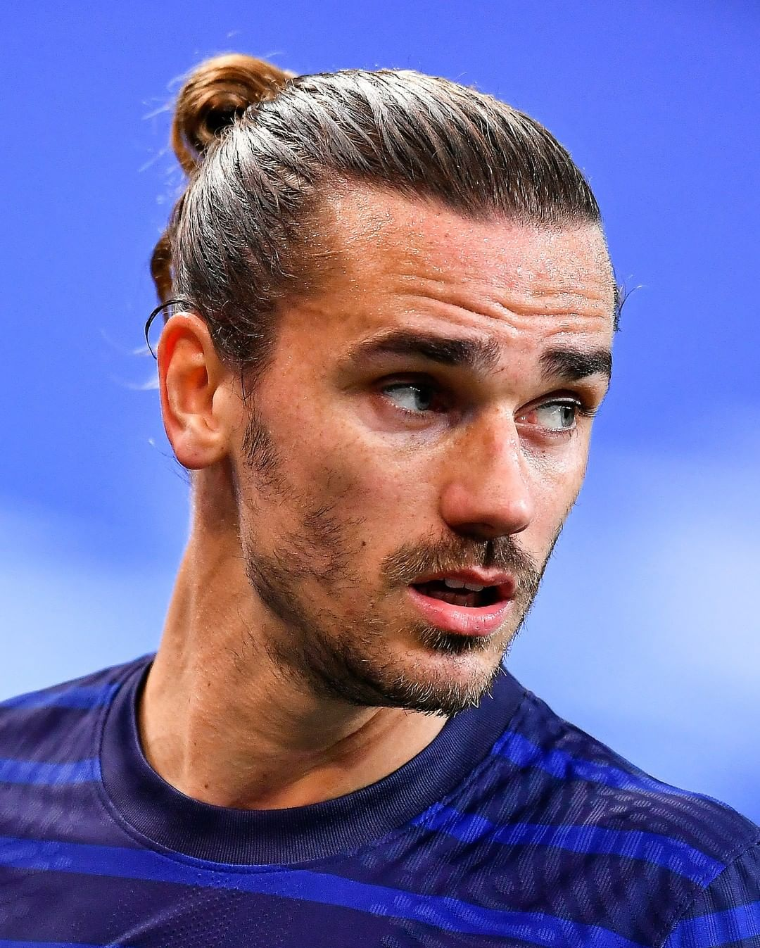 Antoine Griezmann = France's top scorer at  If not, tell us who ...