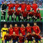 Favourite Spain team:  EURO 2008 OR  EURO 2012...