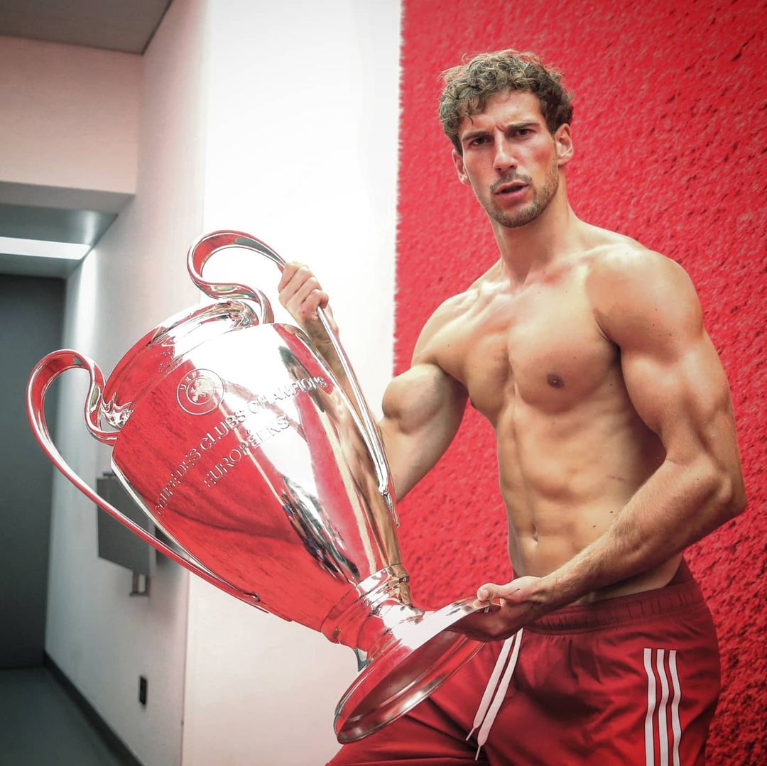 Leon Goretzka is 26 today  Nickname for this  winner    ...