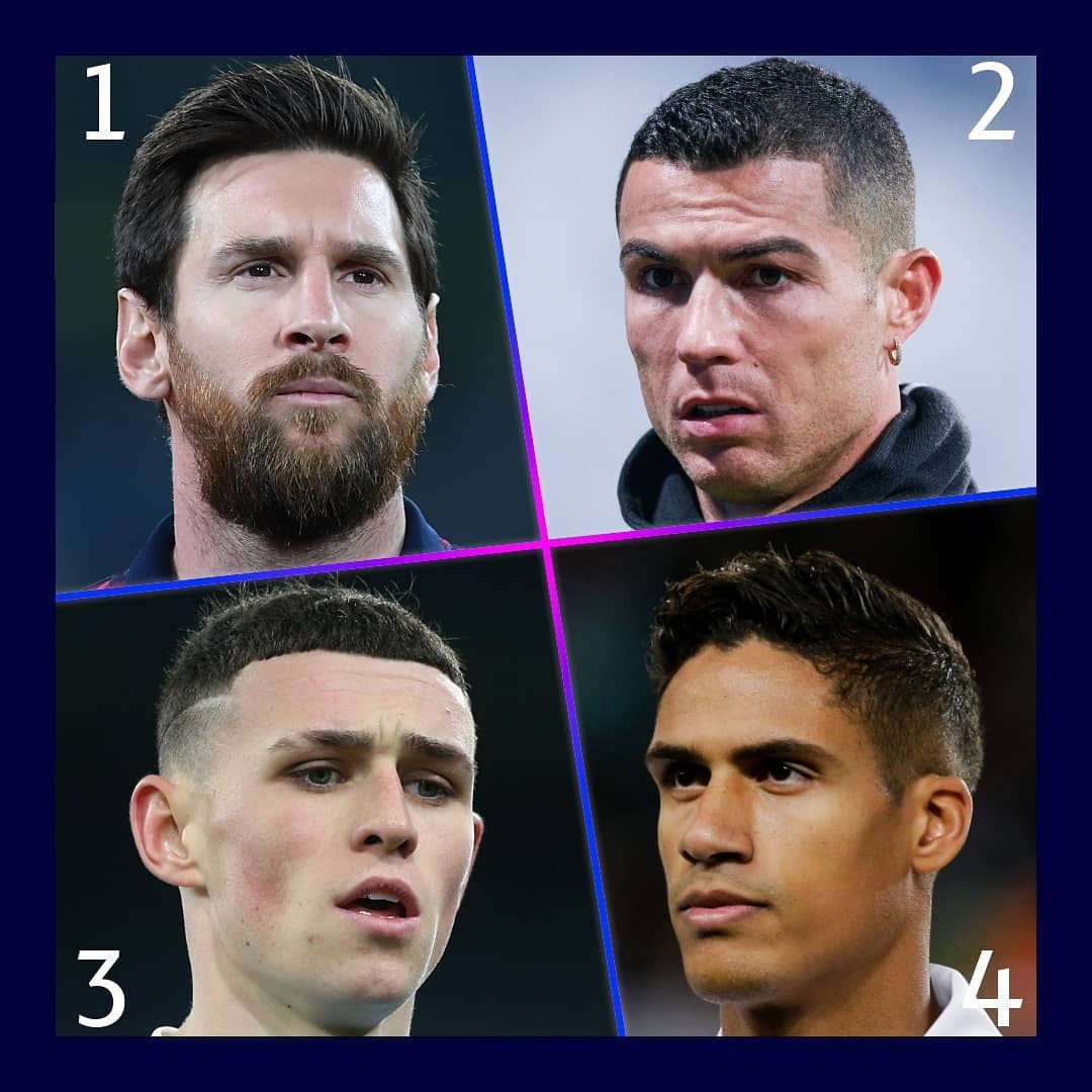 Who impressed you most this weekend?  Leo Messi  Cristiano Ronaldo  Phil Foden ...