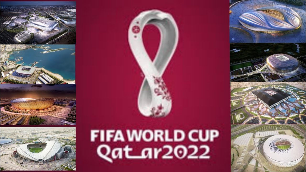 8 stadiums to be hosted by the Qatar World Cup 2022