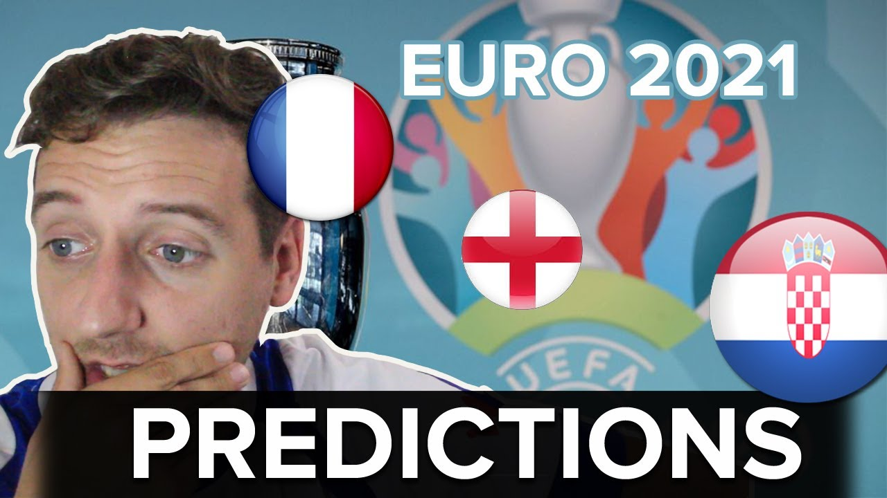 EURO 2020 PREDICTIONS GROUP STAGES (UEFA EURO 2021)