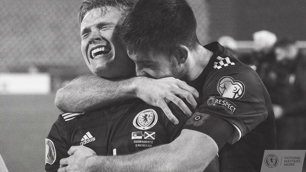 EURO 2020 Qualification | The Story Of The Night Scotland beat Serbia