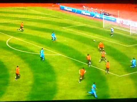 GOAL ON FIFA WORLD CUP 2010