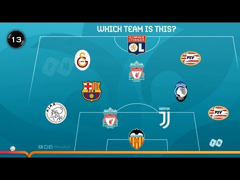 Guess Nation by Players' Club | Euro 2020 Quiz