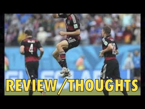 Miroslav Klose Amazing Goal! 2 0 Brazil vs Germany 2014 FIFA World Cup Full Game 08 07 14 Thoughts