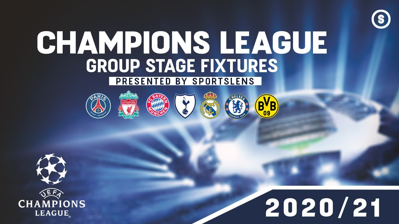 UEFA Champions League Group Stage December Fixtures 2020 || Sportslens
