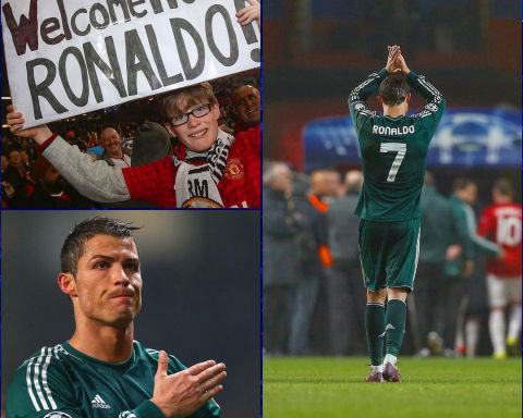 Which former player would you love to see back at your club?    Ronaldo returns ...
