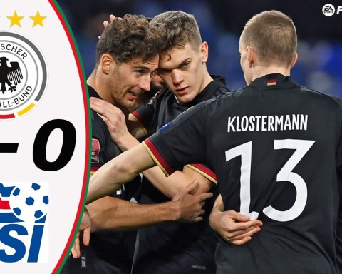 Highlights - Germany vs Iceland - World Cup 2022 Qualifiers | 25/03/2021 | Fifa 21