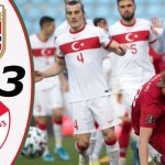 Highlights - Norway vs Turkey - World Cup 2022 Qualifiers   27/03/2021   Fifa 21