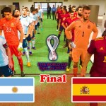 SPAIN vs ARGENTINA | FIFA World Cup 2022 Final ?SHOCK? | PES 2021 Gameplay PC