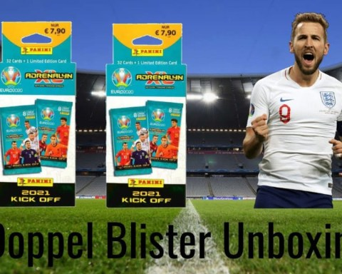 Panini Adrenalyn XL Uefa Euro 2020-2021 Kick Off Edition|? Doppel Blister Unboxing!?