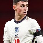 Where does Phil Foden rank among England's current players?...