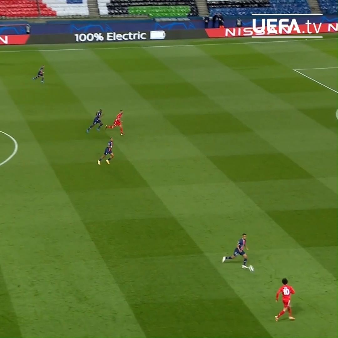 A flawless display at centre-back from Lucas Hernandez    ...