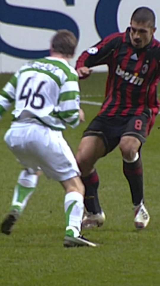 What do you call this move?   Aiden McGeady       ...