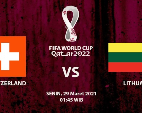 1 - 0 Switzerland vs Lithuani | Monday, (29/03/21)  | FIFA World Cup 2022 - European Qualifiers